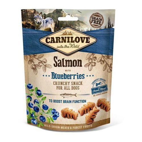 (bez zařazení) Carnilove dog salmon/blueberries - 200g