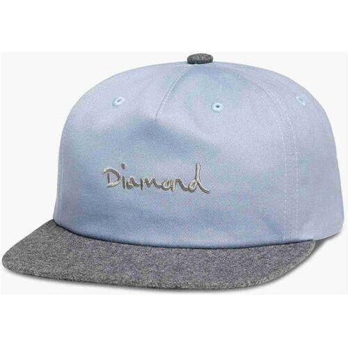 czapka z daszkiem DIAMOND - Og Script Two Tone Snapback Slate (SLA) rozmiar: OS