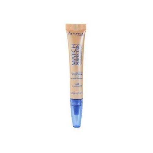 match perfection korektor rozjaśniający odcień 030 classic beige 7 ml marki Rimmel