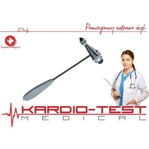 Młotek neurologiczny bucka zmodyfikowany marki Hi-tech medical kardio-test