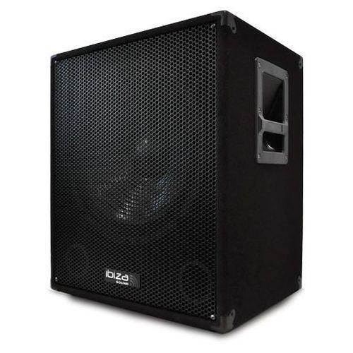 Ibiza aktywny subwoofer bi-amp 800 w