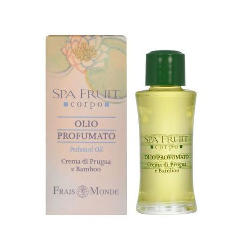 Frais monde  spa fruit plum and bamboo perfumed oil 10ml w olejek perfumowany (8030203025182)