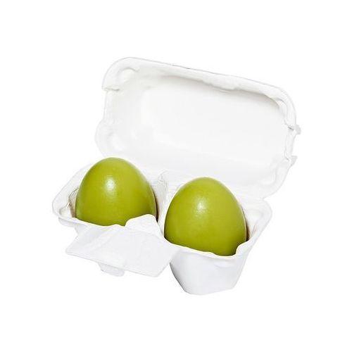 Holika Holika Smooth Egg Skin mydło przeciw trądzikowi (Green Tea Egg Soap) 2 x 50 g