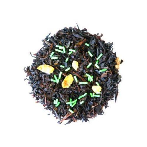 Herbata zielona o smaku imbirowym 120g