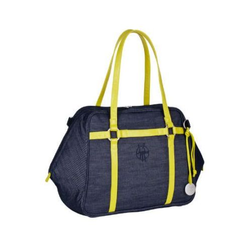 Lässig LÄssig torba na akcesoria do przewijania green label urban bag blue denim