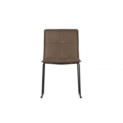 Woood krzesło set of 2 brązowe 373575-b (8714713074518)
