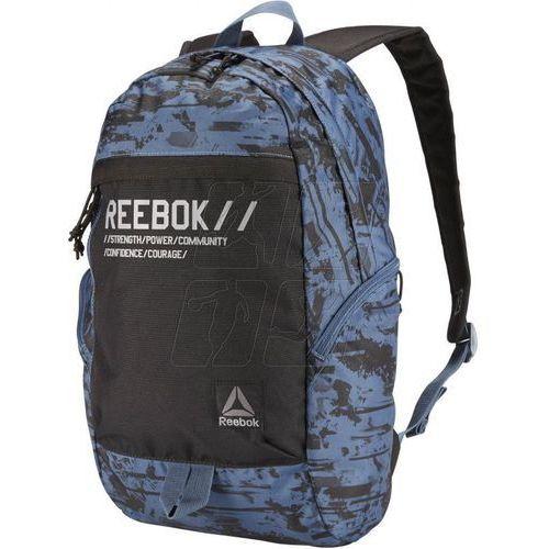 Reebok Plecak  motion workout active graphic backpack bk6692