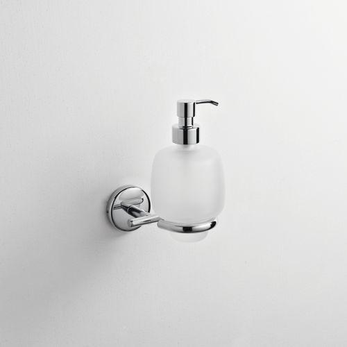 Naścienny dozownik łazienkowy milo marki Ism
