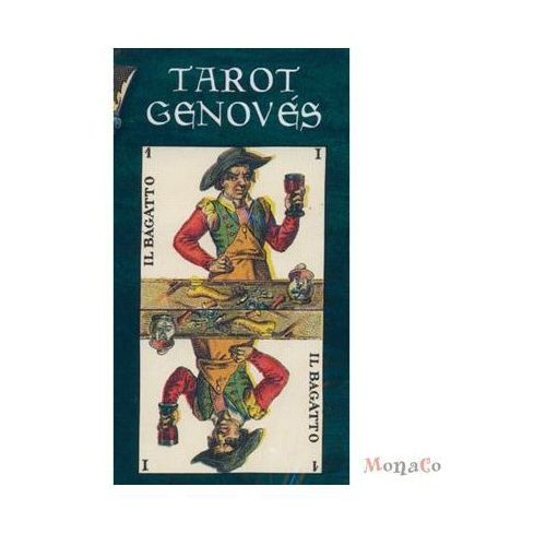 Tarot GENOVES -Fournier Tarot GENOVES -Fournier