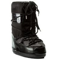 Śniegowce - glance 14016800003 nero m marki Moon boot