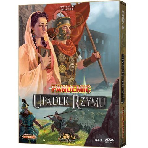 Pandemic: Upadek Rzymu