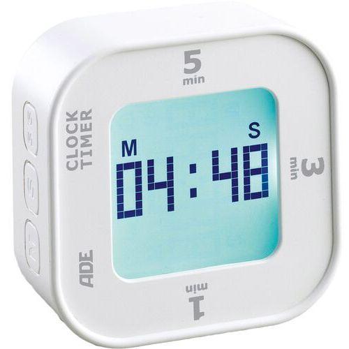 Minutnik elektroniczny z dużym wyświetlaczem lcd - ade (ad-td 1902) (4260578582452)