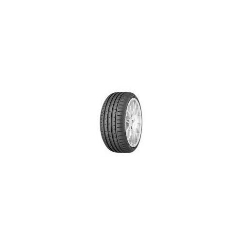 Continental ContiSportContact 3 245/35 R19 93 ZR