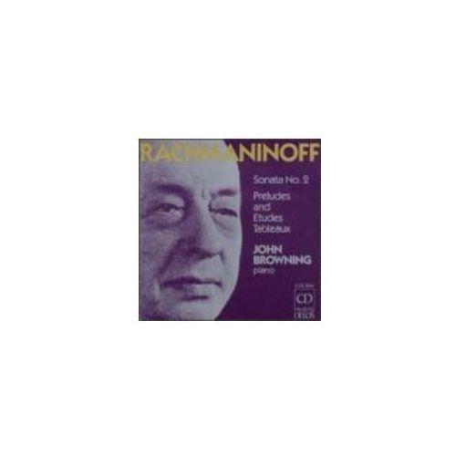 Delos international Sonate 2 / preludes op. 23 + 3