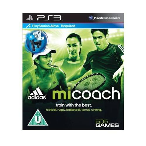 miCoach (PS3)