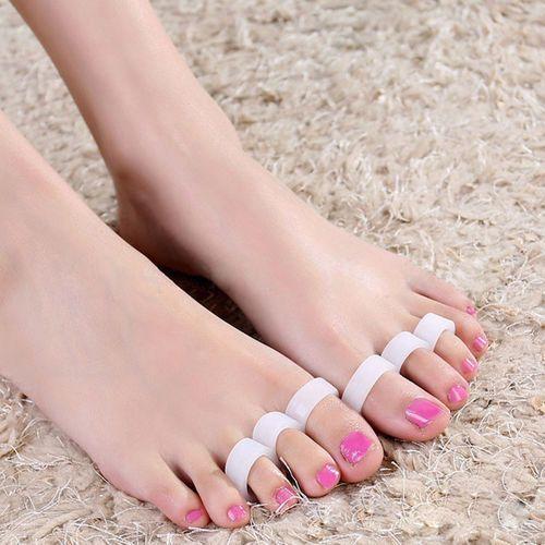 Omniskus Żelowy separator palców stopy na zachodzące palce
