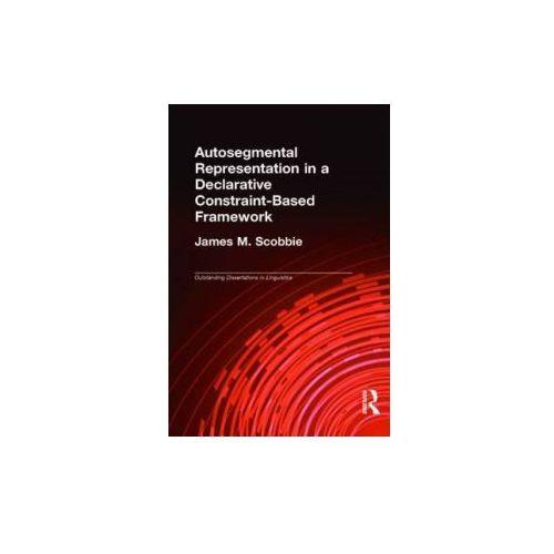 Autosegmental Representation in a Declarative Constraint-Based Framework