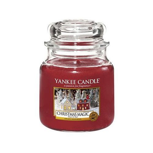 Yankee candle świeca christmas magic 411g