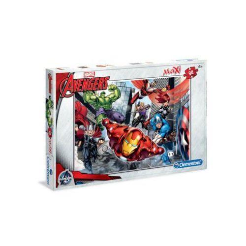 30 elementów maxi avengers, marki Clementoni