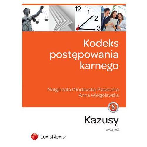Kodeks postępowania karnego Kazusy, LexisNexis