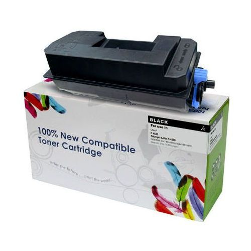 Cartridge web Toner czarny utax p4530 zamiennik 4434510010 (4434510015), 15500 stron
