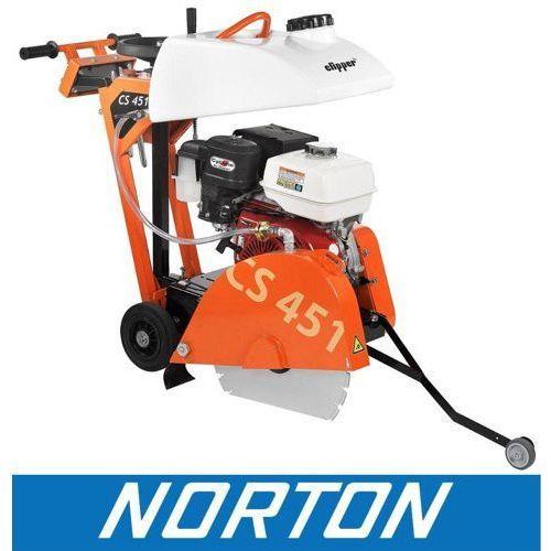 Norton clipper holandia Piła pilarka przecinarka jezdna drogowa budowlana norton clipper cs 451 p13 ewimax (5450248397601)