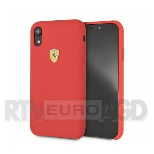 fessihci61re iphone xr (czerwony) marki Ferrari