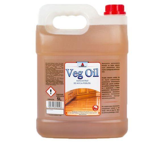Norenco Veg oil 5l - pielęgnujący do powierzchni drewnianych