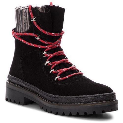 Trapery TOMMY HILFIGER - Modern Hiking Boot S FW0FW03048 Black 990, 36-42