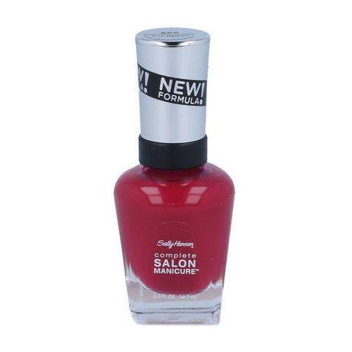 Sally Hansen Complete Salon Manicure 14,7ml W Lakier do paznokci 565 Aria Red-y?