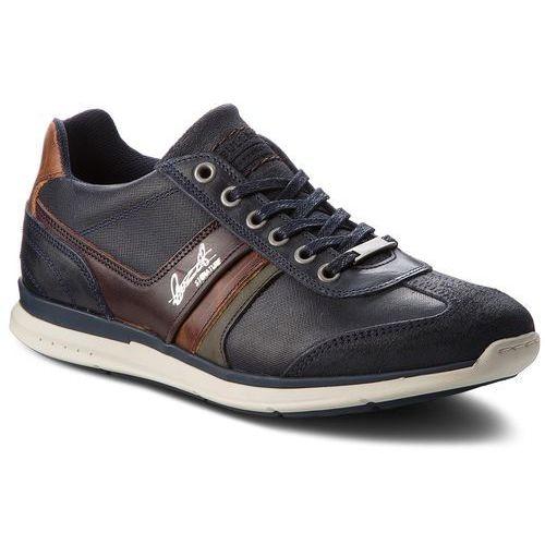 Sneakersy BULLBOXER - 630K25362A NACBSU00 Nacb, kolor niebieski
