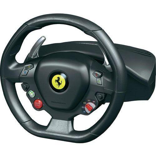 Kierownica THRUSTMASTER Ferrari 458 Italia do PC/Xbox 360 - produkt z kategorii- Kierownice do gier