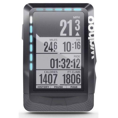 Wahoo Fitness Elemnt Nawigacja GPS czarny Zegarki GPS