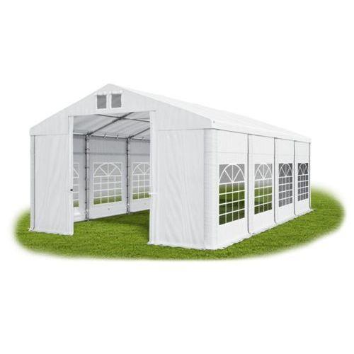 Namiot 5x8x2,5, całoroczny namiot cateringowy, winter/sd 40m2 - 5m x 8m x 2,5m marki Das company