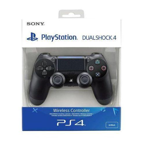 Kontroler bezprzewodowy DualShock 4 v2 (czarny) do PS4 711719870050 - odbiór w 2000 punktach - Salony, Paczkomaty, Stacje Orlen