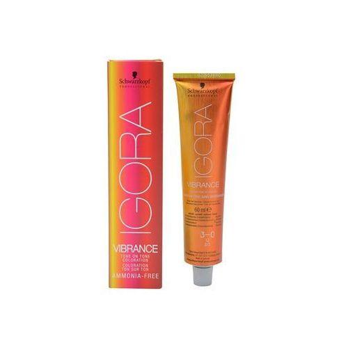 Schwarzkopf Professional IGORA Vibrance farba do włosów odcień 3-0 (Tone on Tone Coloration) 60 ml, kolor wiśnia
