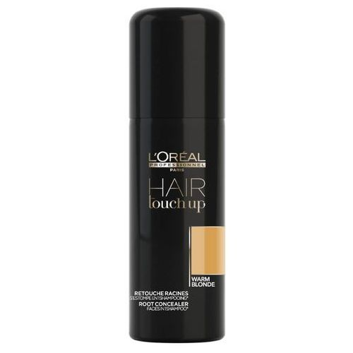L'oreal professionel hair touch up - warm blonde 75ml marki Loréal professionnel