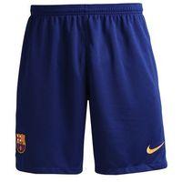 Nike Performance FC BARCELONA Krótkie spodenki sportowe deep royal blue/university gold, poliester