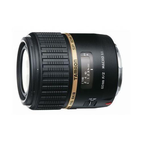 Tamron 60mm f/2 Di II LD (IF) Macro 1:1 Canon - przyjmujemy używany sprzęt w rozliczeniu | RATY 20 x 0% (0351537814777)