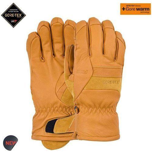 - stealth gtx glove + warm buckhorn brown (bb) rozmiar: l, Pow