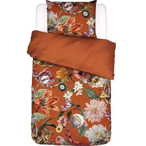 Pościel Filou 135 x 200 cm karmelowa z poszewką na poduszkę 80 x 80 cm (8715944674478)