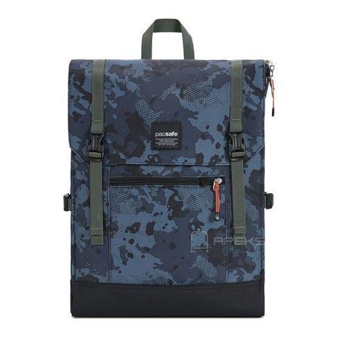 """Pacsafe Slingsafe LX450 plecak miejski na laptop 15"""" - Grey/Camo"""