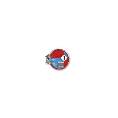 OKAZJA - Śruty diabolo szpic moletowane 4,5mm – 500szt. marki Umarex-walther