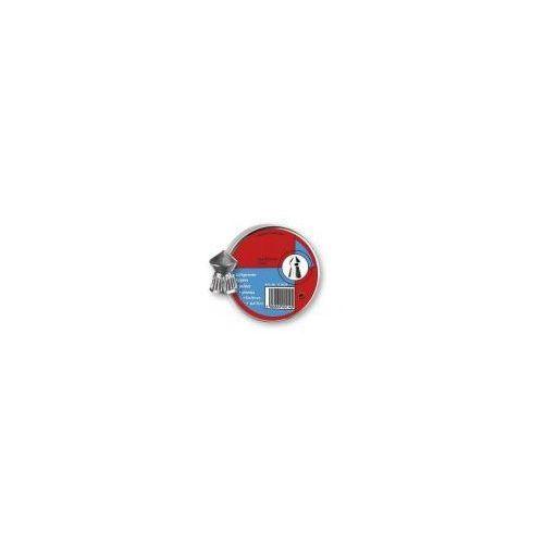 OKAZJA - Śruty Diabolo Szpic Moletowane 4,5mm – 500szt. - produkt z kategorii- Amunicja do wiatrówek