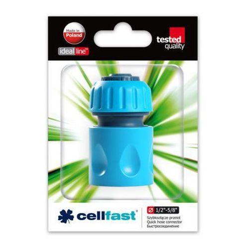 Szybkozłącze - przelot (ABS) Cellfast 1/2 (50-130) - produkt z kategorii- Pozostałe nawadniania i technika wodna
