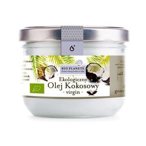 BIO PLANETE 200ml Olej kokosowy nierafinowany Virgin Bio
