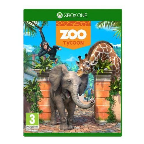 Zoo Tycoon (Xbox One). Najniższe ceny, najlepsze promocje w sklepach, opinie.