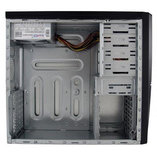 OBUDOWA LC-POWER CASE-PRO-924B/420H-12 Z ZASILACZEM LC420H-12 420W FRONT 1X USB 3.0 2X USB 2.0 HD-AUDIO CZARNA SIATKA (4260070122811)