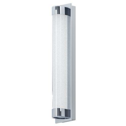 Kinkiet Eglo Tolorico 97054 lampa ścienna 1x8W LED IP44 chrom / przezroczysty, 97054