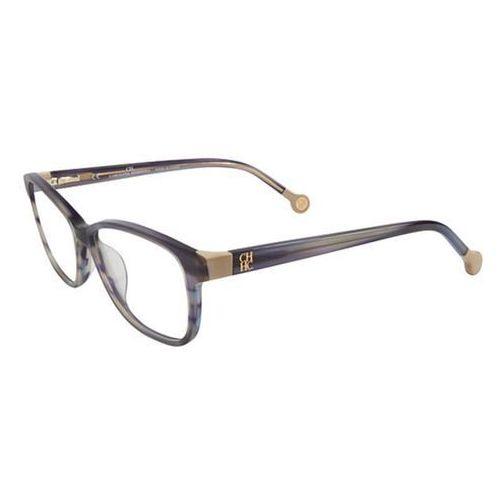 Okulary korekcyjne vhe679 0wtc marki Carolina herrera